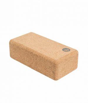 Manduka Yoga Block - Kork - 22 × 11 × 7 cm