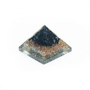 Orgonit-Baby-Pyramide des Schwarzen Turmalins