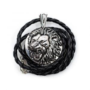 Amulett Löwenkopf