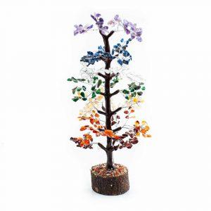 Edelstein-Baum Chakra-Edelsteine - 30 cm