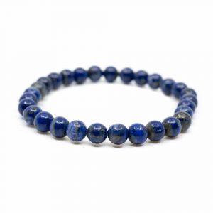 Edelstein Armband Lapis Lazuli