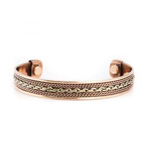 "Kupfer-Magnet-Armband ""Reverse"""