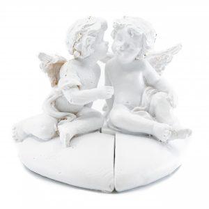 Statue Engel Liebe Set (75 mm)