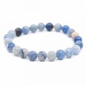 Edelstein-Armband Blauer Aventurin