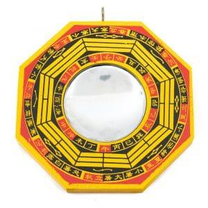 Feng Shui Bagua Spiegel (10 cm)